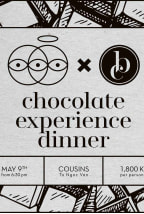 Wine Dinner Chateau Puech Haut x Chocolate Experience | May 2019 (HANOI)