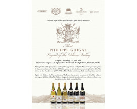 Meet Philippe Guigal - Legend of the Rhône Valley | JUNE 2019 (SAIGON)