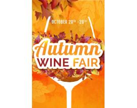 Autumn Wine Workshops   October 2018 (SAIGON)