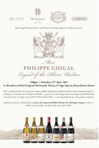 Wine Dinner Meet Philippe Guigal - Legend of the Rhône Valley | June 2019 (HANOI)