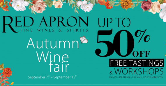 Autumn Wine Fair | Up To 50% Off