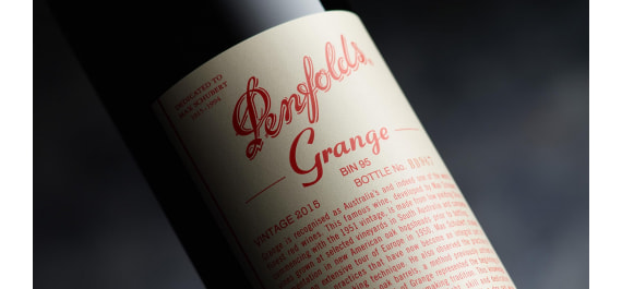 Penfolds Grange – No 1 of Top 100 Australian Wines 2019