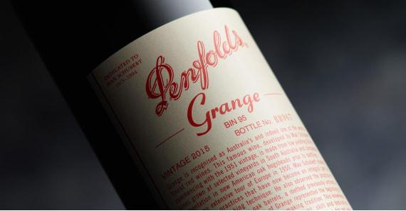 Penfolds Grange – No 1 of Top 100 Australian Wines 2019
