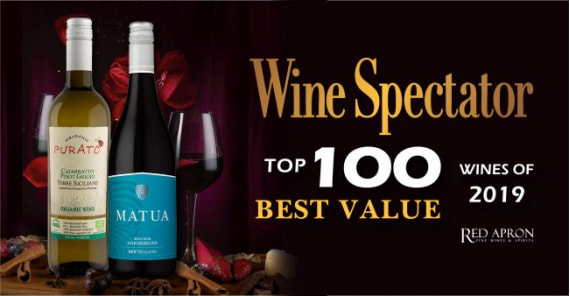 Best Value Wines of 2019 by Wine Spectator