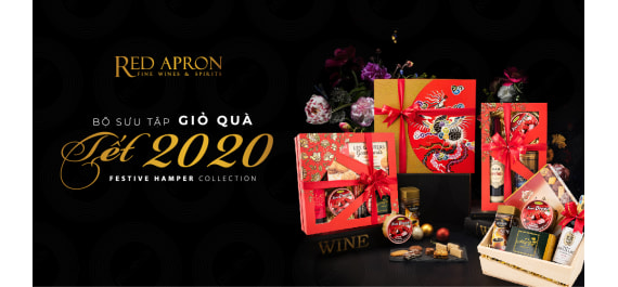 Festive Hamper collection 2020