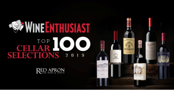Wine Enthusiast Top 100 Cellar Selections of 2019