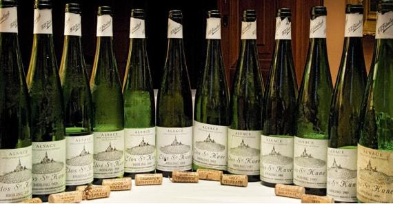 Clos Sainte Hune, the world's greatest white wine?