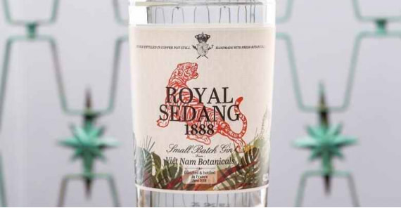 Royal Sedang: Gin Launching Party