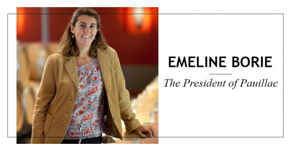 Emeline Borie introduces a new approach in Pauillac