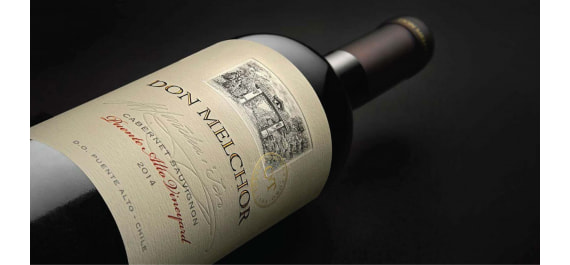 DON MELCHOR - THE BEST RANKED CHILEAN WINE - JANCIS ROBINSON