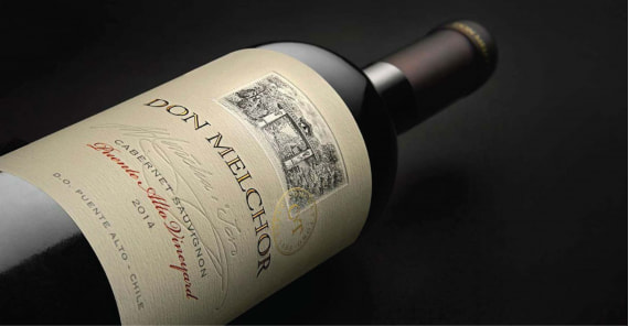 DON MELCHOR - THE BEST RANKED CHILEAN WINE BY JANCIS ROBINSON