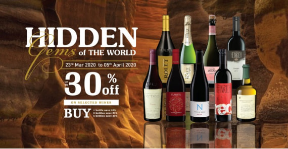 HIDDEN GEMS OF THE WORLD | UP TO 30% OFF