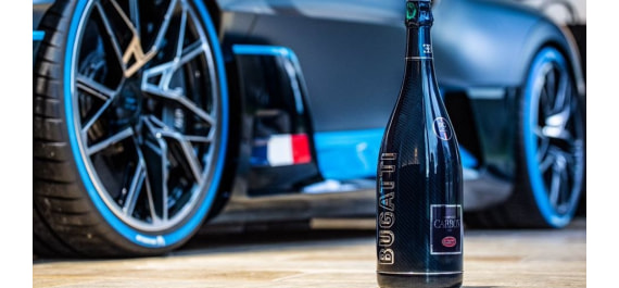 "World-Class Champagne x Sport Cars: The Perfect ""Formula..."
