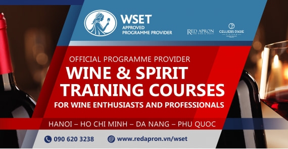 WSET® classes – a unique experience  for wine enthusiasts and professionals