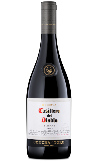 Casillero Del Diablo - Reserva, Shiraz, Central Valley