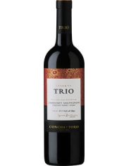 Concha Y Toro, Trio Reserva Merlot/Carmenere/Syrah, Rapel Valley
