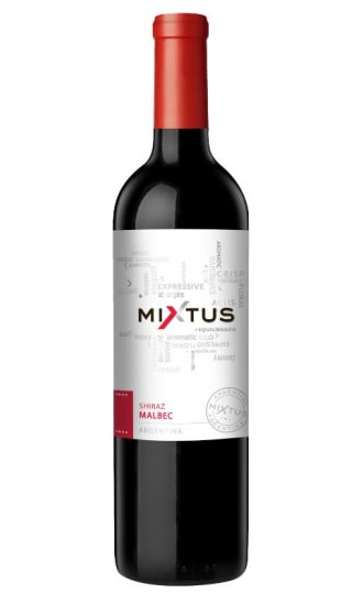 Mixtus, Syrah / Malbec, Mendoza