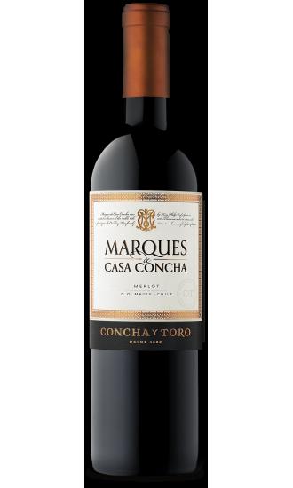 Marques de Casa Concha Merlot, Maule Valley
