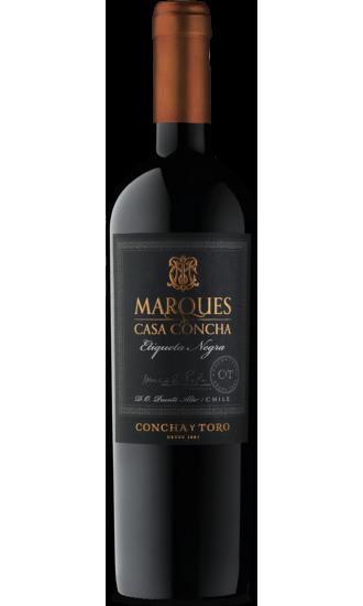 Marques de Casa Concha Etiqueta Negra, D.O. Puente Alto