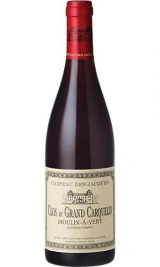 Louis Jadot Chateau des Jacques Clos du Grand Carquelin, Moulin a vent Red, Beaujolais