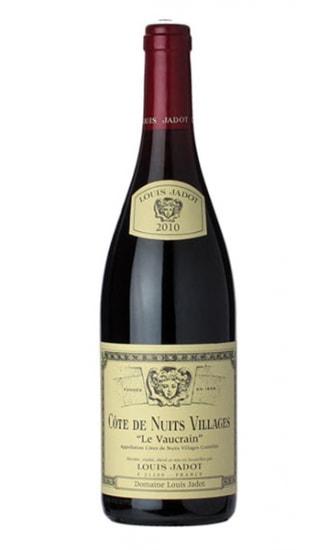"""Louis Jadot, """"Le Vaucrain"""", Rcote de nuits Red, Burgundy"""
