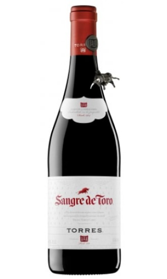 Sangre de Toro Red, by Torres, Catalunya