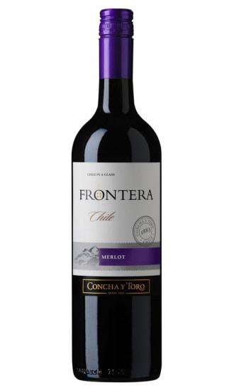 Frontera Merlot, by Concha y Toro, Central Valley