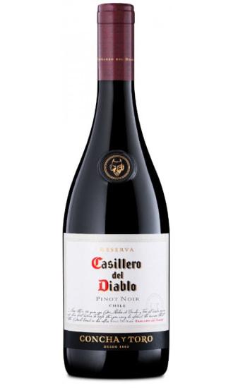 Casillero Del Diablo Pinot Noir Reserva, by Concha y Toro, Aconcagua Region