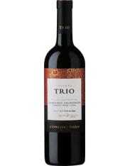 Trio Reserva Merlot/Carmenere/Cabernet Sauvignon, by Concha y Toro, Central Valley