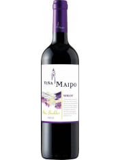 Mi Pueblo Merlot, by Vina Maipo, Central Valley