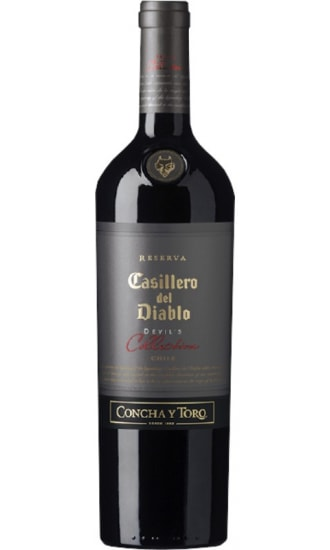 Casillero Del Diablo - Devil's Collection / Red, Rapel Valley