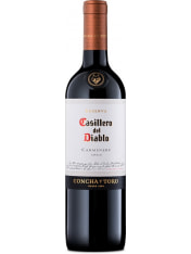 Casillero Del Diablo Carmenere Reserva, by Concha y Toro, Central Valley