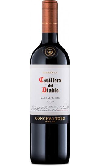 Casillero Del Diablo Carmenere Reserva, by Concha y Toro, Central Valley