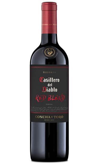 Casillero Del Diablo - Red Blend, Central Valley