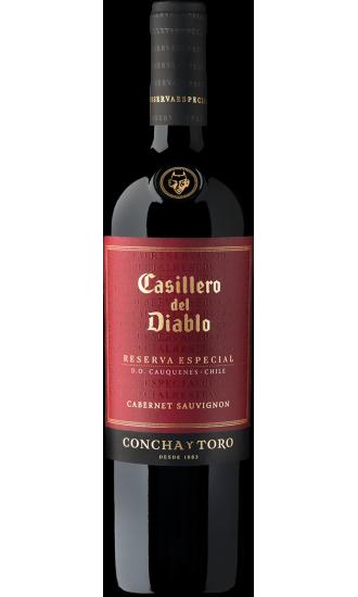 Casillero Del Diablo - Reserva Especial, Cabernet Sauvignon, DO Cauquenes