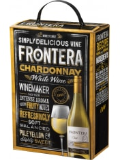 Bib Frontera 3L Chardonnay, by Concha y Toro, Central Valley