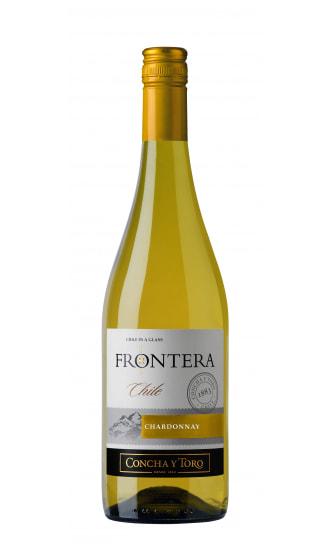 Frontera Chardonnay, by Concha y Toro, Central Valley