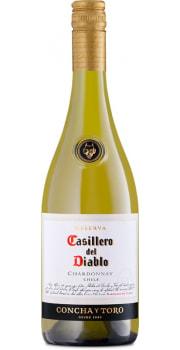 Casillero Del Diablo Chardonnay Reserva By Concha Y Toro