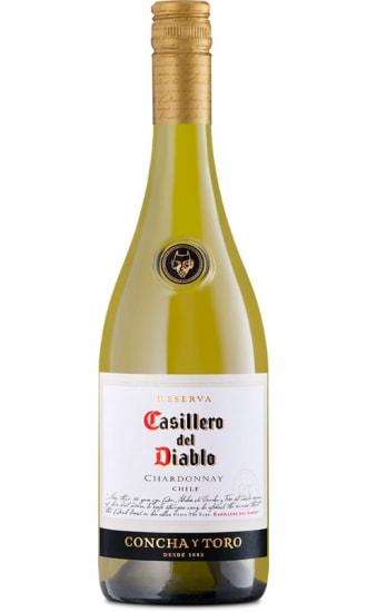 Casillero Del Diablo Chardonnay Reserva, by Concha y Toro, Aconcagua Region