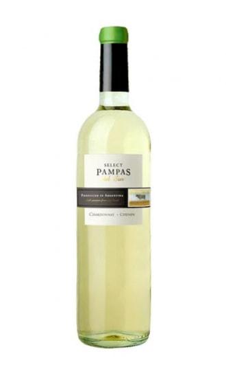 """Pampas Del Sur, """"Select"""" Chardonnay / Chenin, Mendoza"""