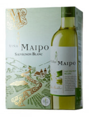 Mi Pueblo Sauvignon Bib 3L,  by Vina Maipo, Central Valley