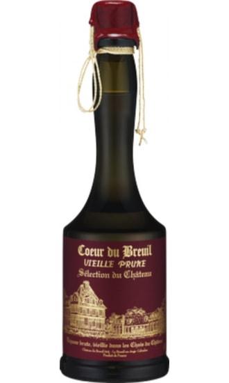 Coeur du Breuil,Vieille Prune Selection du Chateau 200Cl