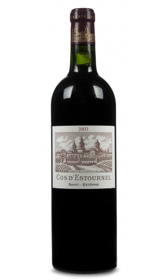 Les Pagodes de Cos, Grand Cru Classe, Red, Saint Estephe 2003