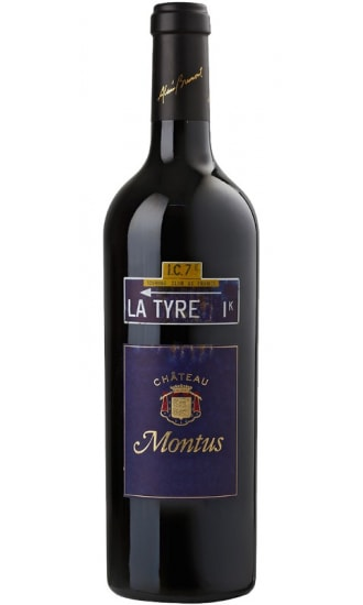 Alain Brumont, Chateau Montus La Tyre, Red, South West France 2006
