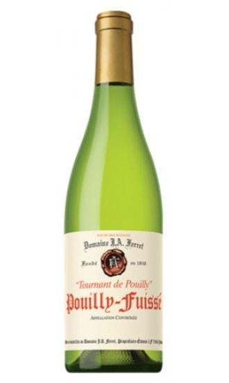 "Domaine J.A. Ferret Tournant de Pouilly"" Cuvee Hors Classe, Pouilly Fuisse White, Burgundy"