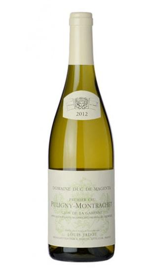 Louis Jadot, Domaine Duc de Magenta, Clos de La Garenne, Puligny Montrachet 1st Cru 2012