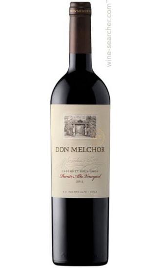 Don Melchor Cabernet Sauvignon 2012, by Concha y Toro, Central Valley