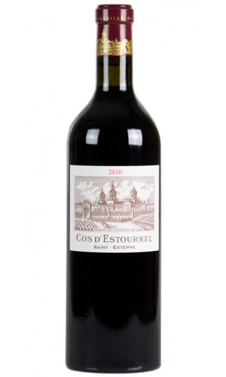 Chateau Cos dEstournel, 2nd Grand Cru Classe, Red, Saint Estephe 2010