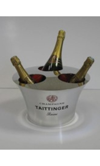 Taittinger Stainless Steel 3 Holes 3 Btls