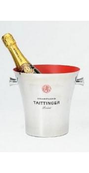 Taittinger Stainless Steel Ice Bucket 1 btl